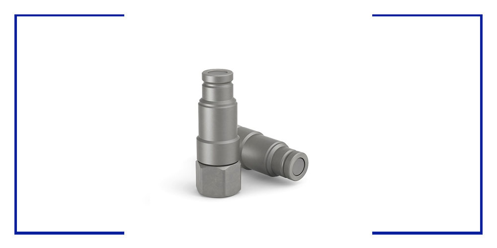 Stainless Steel flat face couplings