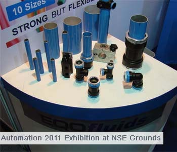 Pneumatic Fittings & Pneumatic piping system