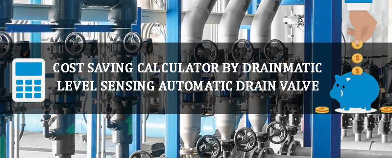 Cost Saving Calculator by DRAINMATIC